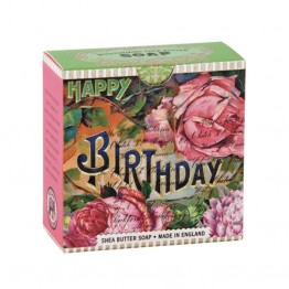 """Vintage Birthday """"A Little Soap"""""""