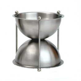 Oenocom Stainless Steel 4L Spittoon