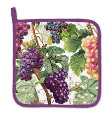 Vineyard Pot Holder