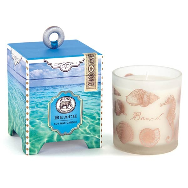 Mdw Beach Soy Wax Candle Auckland Convino