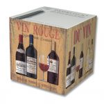 French Wine Pad Cube