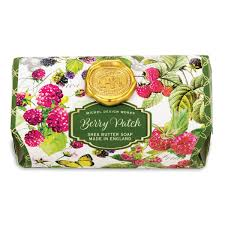 berry patch large soap bar