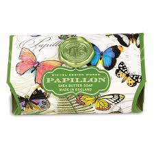 papillon large soap bar
