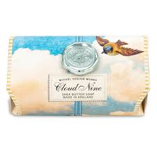 Cloud Nine Large Soap Bar