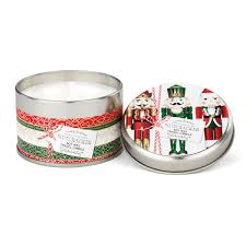 nutcracker travel candle