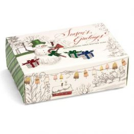 Season's Greetings Boxed Soap
