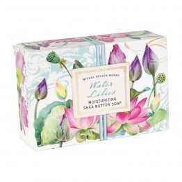 Water Lilies Single Boxed Soap