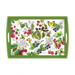 Berry Patch Wooden Tray