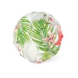 Flamingo large bath bomb
