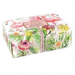 Flamingo Boxed Soap