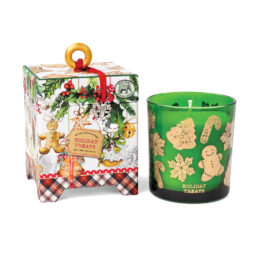 holiday treats soy wax candle
