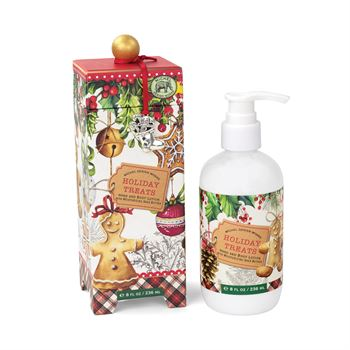 Holiday Treats Hand & Body Lotion