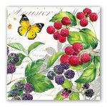 Berry Patch Paper Napkins