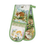 Bunny Hollow Double Oven Glove