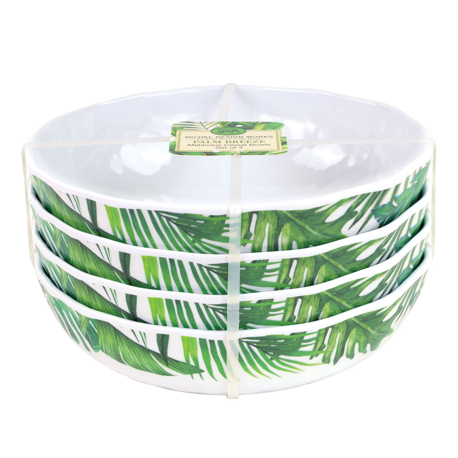 Palm Breeze Cereal Bowl