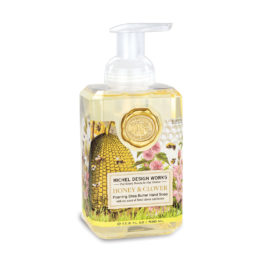 honey & Clover Foaming Soap