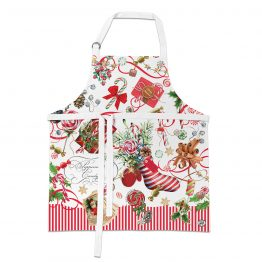 Peppermint Apron