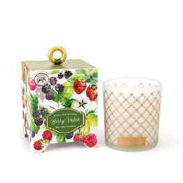 Berry patch candle