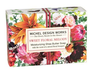 Sweet Floral Melody Boxed Soap