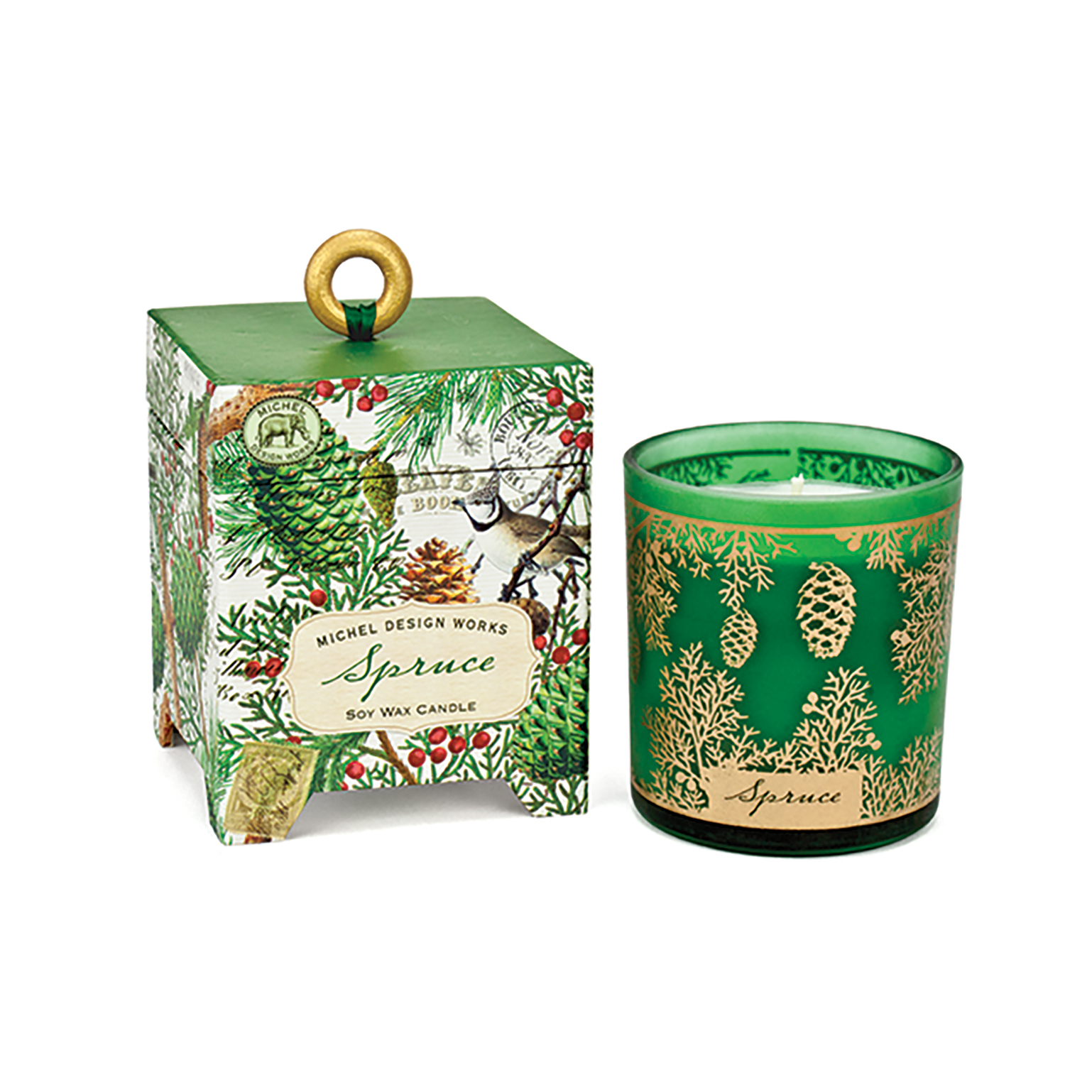 Spruce Soy Wax Candle