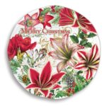 Merry Christmas Large Round Platter